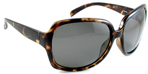 This is a gorgeous sunglass. Polarized so it's smart for everyday.